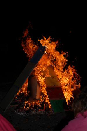 Bonfire 05/11/2010