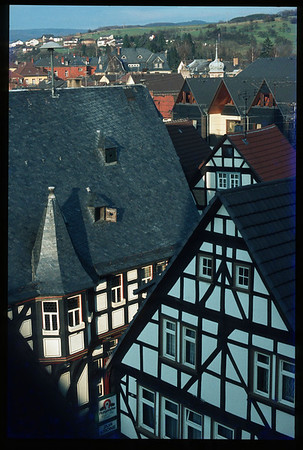 1980 Schottener Kirchturm, Bözi