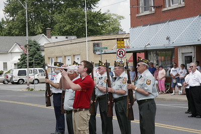 Memorial Day 2006: Staunton American Legion