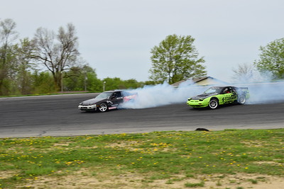 MiDrift Opening day Autocity Speedway 2017