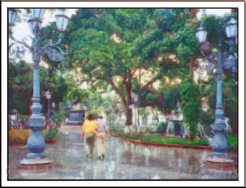 After the Rain Bogotá