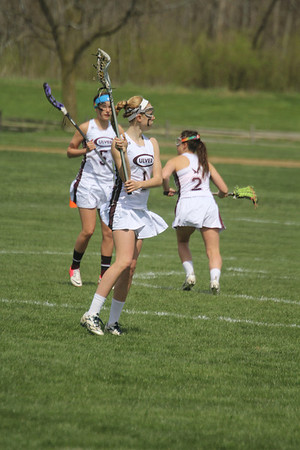 Varsity Culver vs St Ignat 27-Apr-13