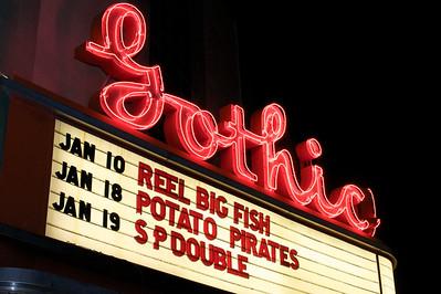 REEL BIG FISH 011013, GOTHIC DENVER