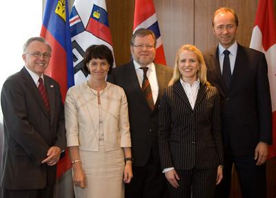 EFTA Ministerial Reykjavik (2010-06-24)