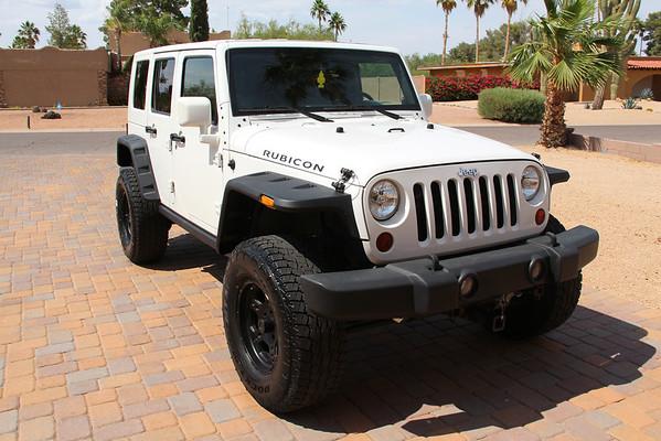 Heather's Jeep