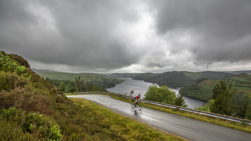 Photoshoot in Mid Wales for Assos and Kinesis.
