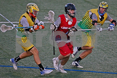 8/2/2013 - Long Island vs. Hudson Valley - David W. Murphy Field, Onondaga Community College, Syracuse, NY