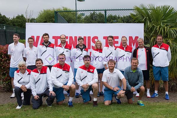 Virgin National Tennis Camp Day 1 Jul'16