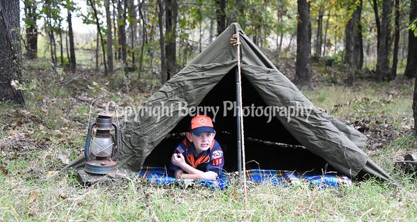 Hank - Boy Scout
