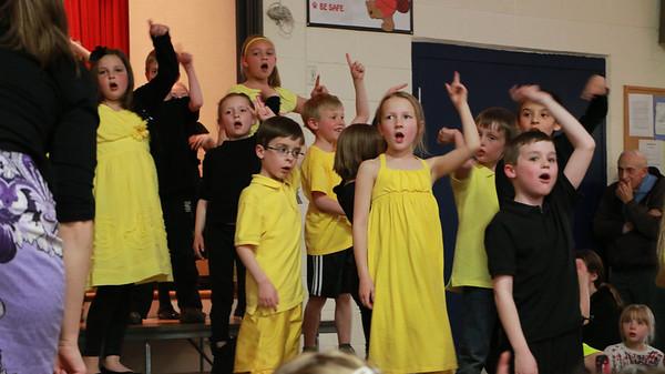 Jillian's Musical 2014