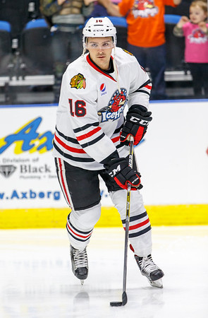 10-23-16 IceHogs vs. Monsters
