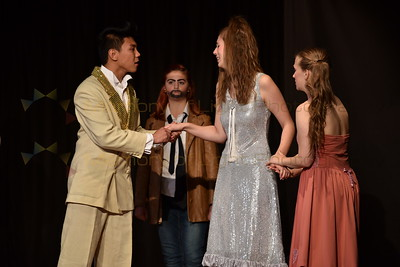 Taita College: Much Ado About Nothing - Act IV sc i