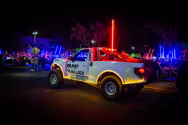 RZR Xmas Light Ride