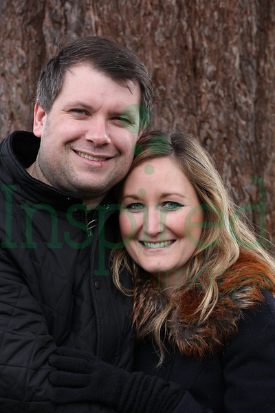 Nikki & Kevin - Engagement Shoot - Hall Place