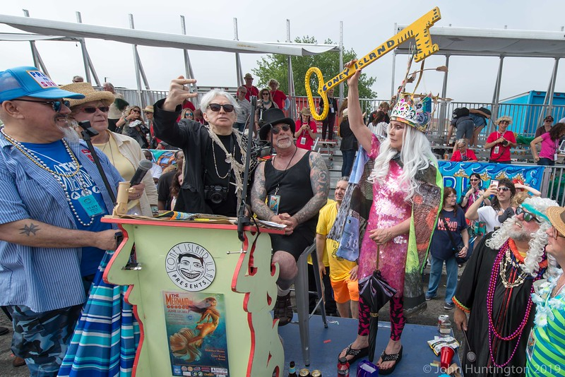 The Mermaid Parade, June 16, 2017