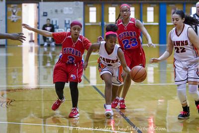 Girls Frosh Basketball v TC Williams 1/28/20