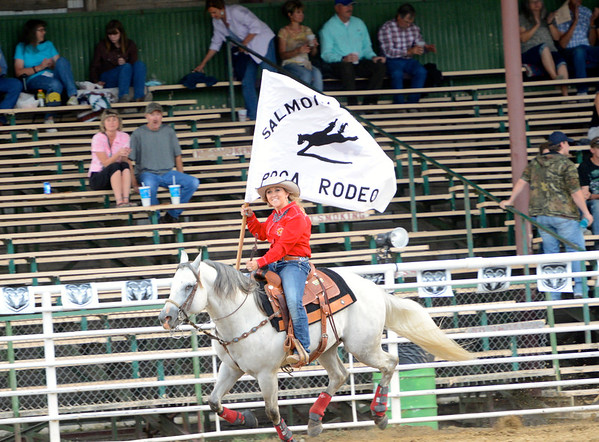 PRCA Rodeo - August 28, 2015
