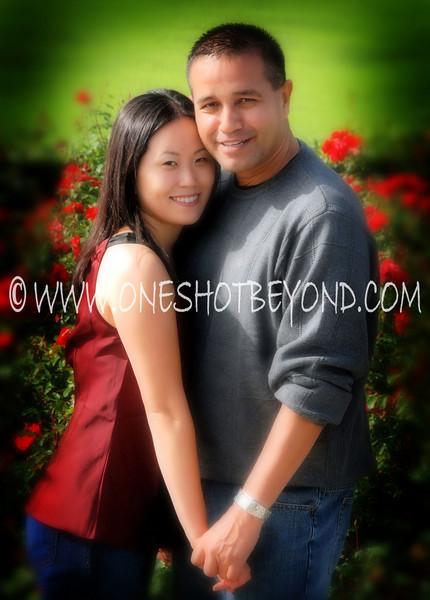 Carlos & Sueng-Hae Engagement