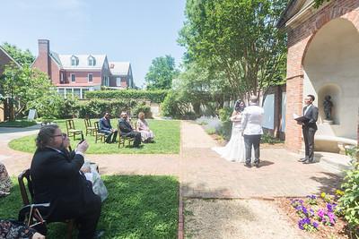 01 Ceremony @ Dumbarton House