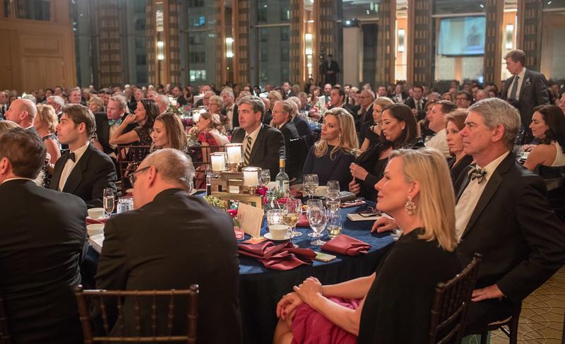 2017 Green Coat Gala The Peninsula Chicago Nov. 3, 2017
