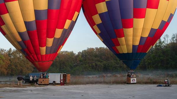 Tampa Balloon Ride
