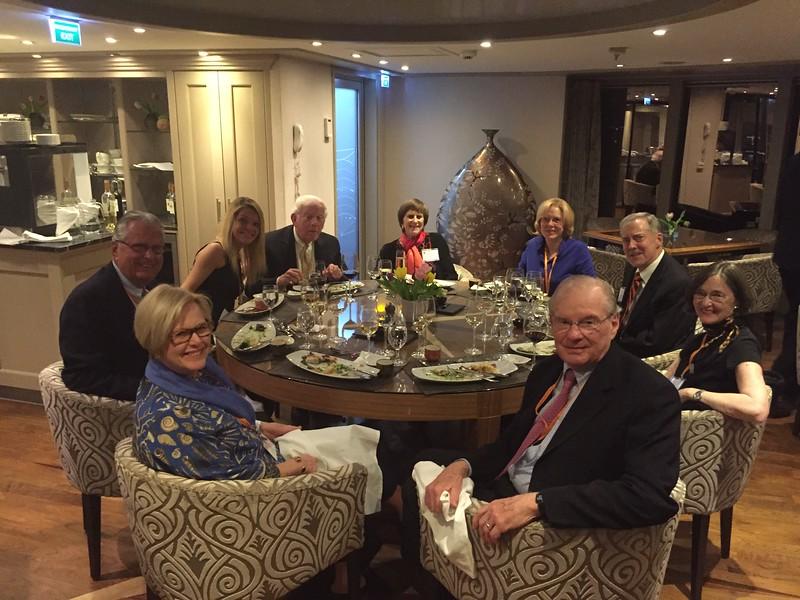 Group Dining - Bridget St. Clair