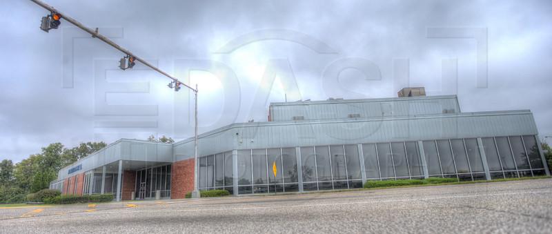 GEA Exterior Monogram Hall