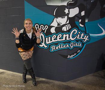 Queen City Roller Girls 03-02-16