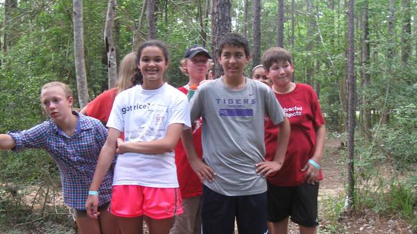 2012.5.7 7th grade trip to Camp Cho Yeh