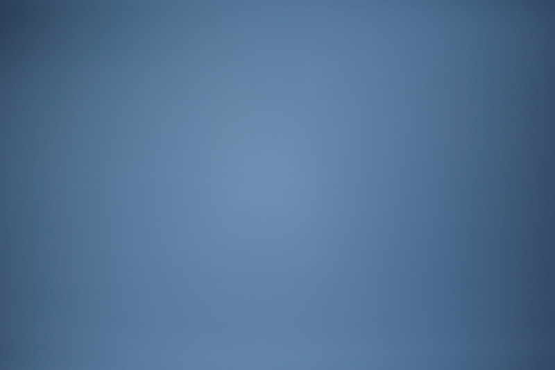 Blue sky, 5D, 85mm, f/1.8, 1/8000, ISO 100, converted from RAW with ACR, no processing