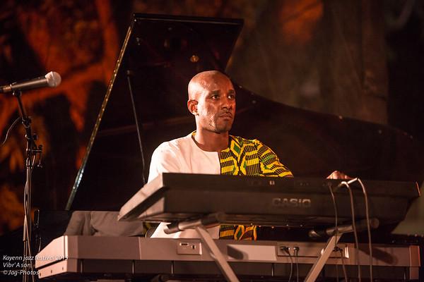 Kayenn jazz festival Vibr' A son