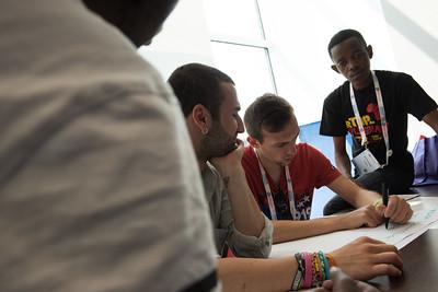World Café with Youth Ambassadors