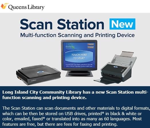 scan station