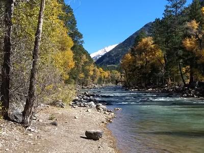2018-10 Hike to Cascade Canyon