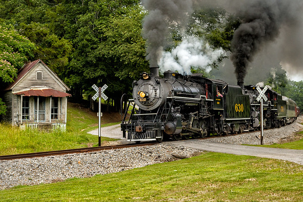June 3 2017 Steam Train