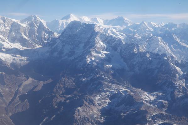 Day 7 - Everest, Gauri Shankar