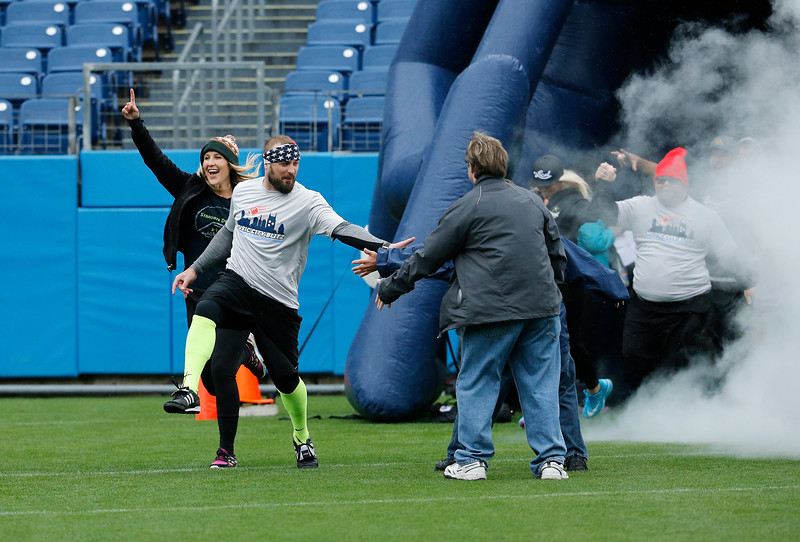 Special Olympics Flag Football Tournament on April 23, 2017. Photos by Donn Jones Photography.