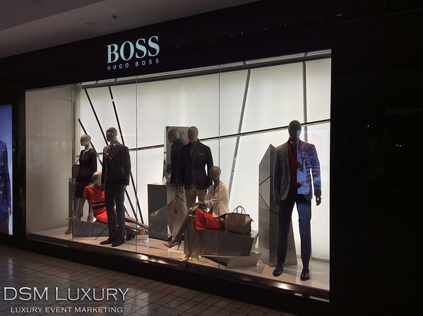 An Evening of Luxury with Hugo Boss at the Beverly Center