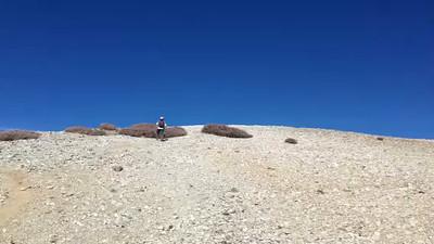 360 Final push up Mount Baldy