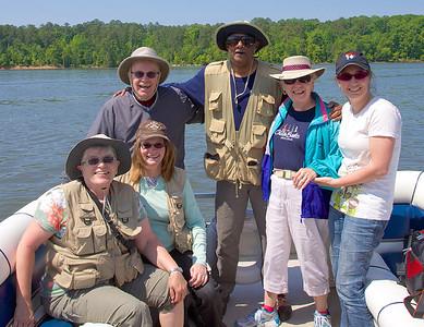 Jordan Lake Cruise - May 2015