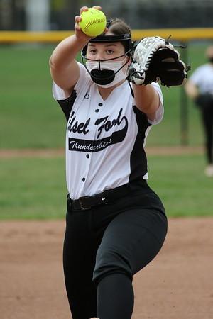 Edsel Varsity Softball vs Taylor