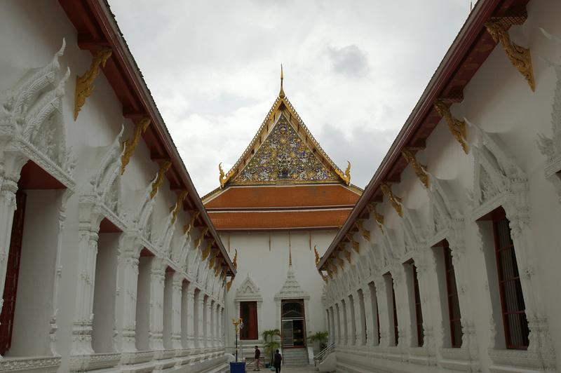 2009-08-28 08-30 Bangkok 129 Wat Mahathat