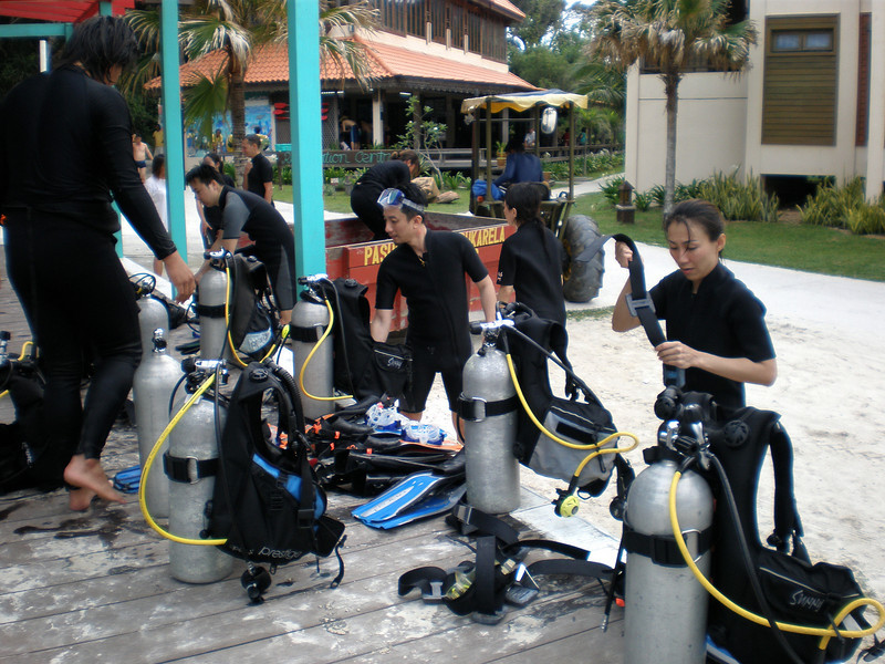 [20080515] Will & Bee Scuba Diving @ Redang (32).JPG