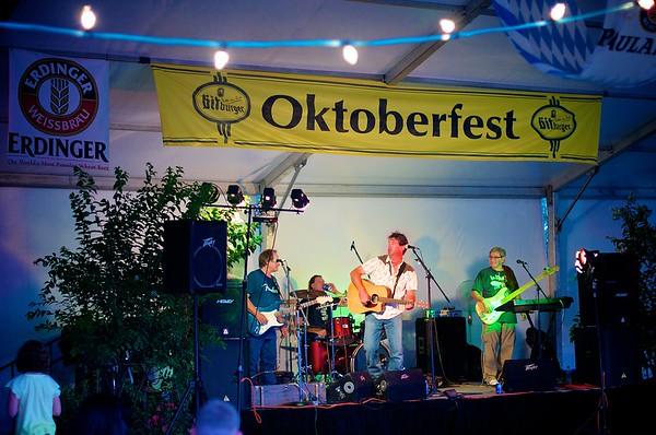Music at Oktoberfest 2012