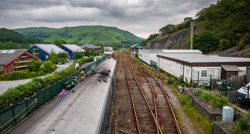 Cambrian Line railway