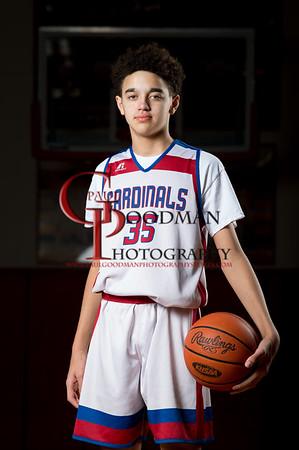 SCMS Basketball 2020