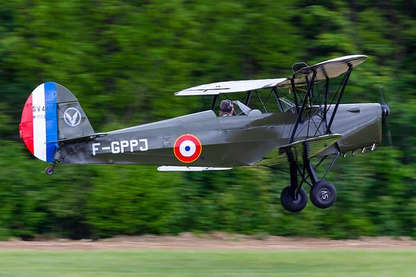 F-GPPJ - Stampe Vertongen SV-4C