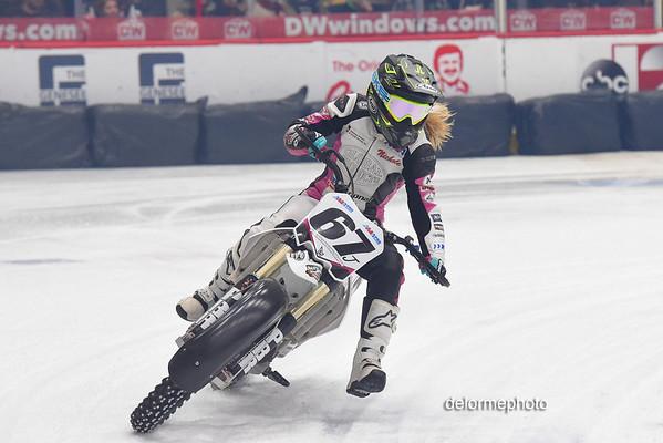 Motorcycle Ice Races 12-10-2016