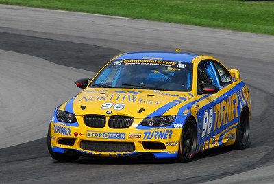 Continental Challenge BMW's at Mid-Ohio, September 2011