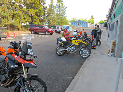 Giant Loop's Summer Lake Hot Springs Ride 2012